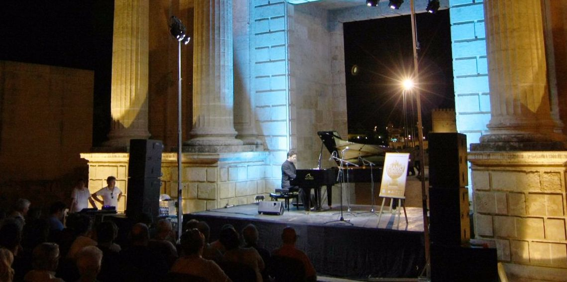 Concert in the FIP Guadalquivir