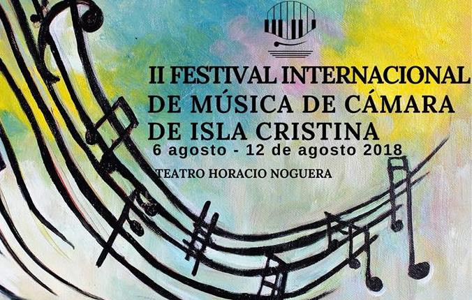 August 9th. International Chamber Music Festival of Isla Cristina