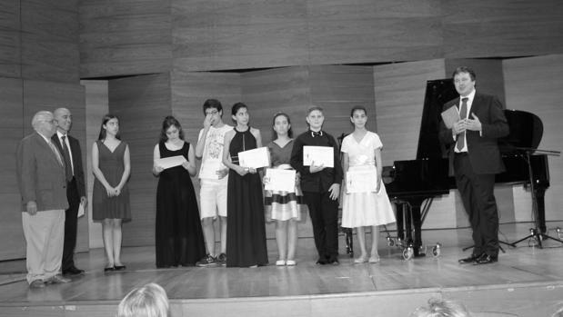 Jury member at the VI Piano competition 'Ciudad de Sevilla'